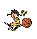 Do your best. バスケットボール部(個別スタンプ:15)