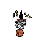 Do your best. バスケットボール部(個別スタンプ:24)