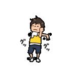 Do your best. バスケットボール部(個別スタンプ:37)