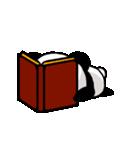 【動く】パンダの日常会話(個別スタンプ:5)