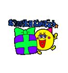 動く!!誕生日&お祝い★おめでとうパック(個別スタンプ:04)