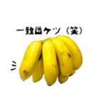 バナナのバナ平(実写)(個別スタンプ:03)