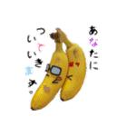 バナナのバナ平(実写)(個別スタンプ:33)