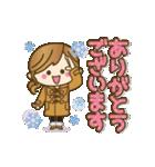 【動く♥冬&お正月】毎日つかえる言葉♥(個別スタンプ:9)