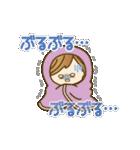 【動く♥冬&お正月】毎日つかえる言葉♥(個別スタンプ:15)
