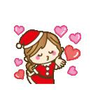 【動く♥冬&お正月】毎日つかえる言葉♥(個別スタンプ:18)