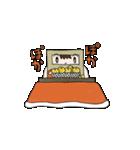 ハコ男子(冬)(個別スタンプ:18)