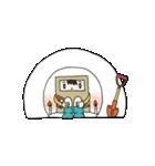ハコ男子(冬)(個別スタンプ:39)