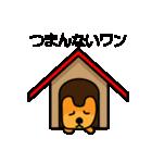 たっくんの犬 Choco(個別スタンプ:16)