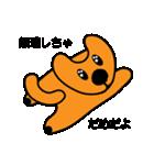たっくんの犬 Choco(個別スタンプ:28)
