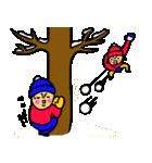 ザ・冬に使えるスタンプ集(個別スタンプ:35)