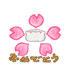 あざらしのしろすけ☆春夏秋冬少々(個別スタンプ:06)