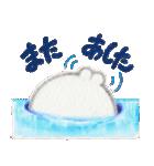 あざらしのしろすけ☆春夏秋冬少々(個別スタンプ:15)