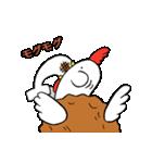 酉のチキン君 正月・年末年始用・2017(個別スタンプ:22)
