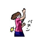 ポロシャツ仮面(個別スタンプ:32)