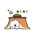 すこぶる動くネコ【冬】(個別スタンプ:03)