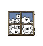 すこぶる動くネコ【冬】(個別スタンプ:04)