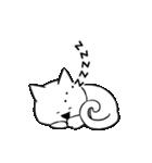 すこぶる動くネコ【冬】(個別スタンプ:06)