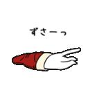 すこぶる動くネコ【冬】(個別スタンプ:10)