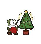 すこぶる動くネコ【冬】(個別スタンプ:14)
