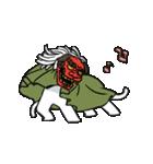 すこぶる動くネコ【冬】(個別スタンプ:18)