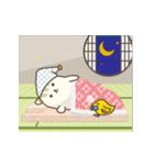 最弱バンバンハムひよ(個別スタンプ:05)