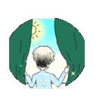 とあるおハゲのツル田さん(個別スタンプ:1)