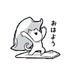 すこぶる動くネコ2(個別スタンプ:03)