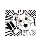 すこぶる動くネコ2(個別スタンプ:24)