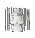 3Dうさぎ ラパン&バニー2(個別スタンプ:14)