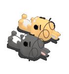 3Dうさぎ ラパン&バニー2(個別スタンプ:22)