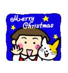 昭和ガール6 お正月・クリスマス編(個別スタンプ:31)