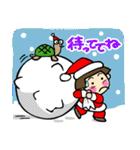 昭和ガール6 お正月・クリスマス編(個別スタンプ:33)