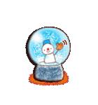 大人ガーリースタンプ~冬~(個別スタンプ:31)