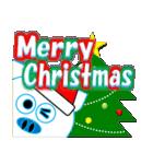 プーブーの冬:正月とクリスマス(年末年始)(個別スタンプ:17)