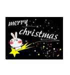 クリスマスも、うさぎサン(個別スタンプ:16)