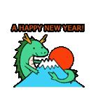 毎年使える(2018 いぬ→2019 イノシシ)(個別スタンプ:09)