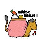 毎年使える(2018 いぬ→2019 イノシシ)(個別スタンプ:13)