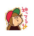 広島弁ピピピ・野球編(個別スタンプ:01)