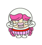 やっちゃんの喜怒哀楽❗【英語版】(個別スタンプ:5)