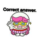 やっちゃんの喜怒哀楽❗【英語版】(個別スタンプ:20)