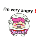 やっちゃんの喜怒哀楽❗【英語版】(個別スタンプ:32)