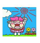 やっちゃんの喜怒哀楽❗【英語版】(個別スタンプ:38)