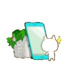 ☆白ねこブランのカジュアル日常セット☆(個別スタンプ:9)