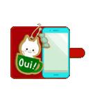 ☆白ねこブランのカジュアル日常セット☆(個別スタンプ:21)