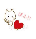 ☆白ねこブランのカジュアル日常セット☆(個別スタンプ:22)