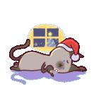 クリスマス ニャゴス(個別スタンプ:25)