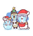 クリスマス ニャゴス(個別スタンプ:31)