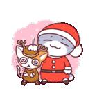 クリスマス ニャゴス(個別スタンプ:35)
