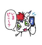 コミカル☆デジモンアドベンチャー(個別スタンプ:11)